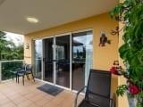Balcony outside room 7